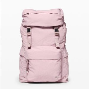 Lululemon On My Level Rucksack 18L backpack